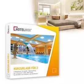 Kurzurlaub für 2 - Hotelgutscheine für 3 Übernachtungen via: www.monsterzeug.de