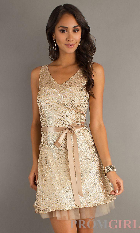 Cheap Sequin Cocktail Dresses