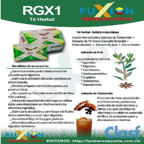 TE HERBAL RGX1 FUXION