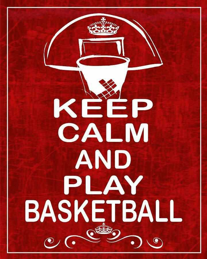 Basketball is my all time favorite sport. I was going to play in college but didn't want to have it take up all my time.
