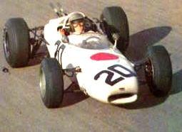 RA272, HONDA F1 car