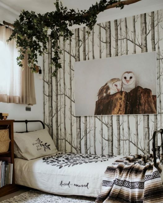 Bedroom Decor Eclectic Boys Bedroom Curtains Bedroom Design 2016 Old Truck Bed Bedroom: 25+ Best Ideas About Forest Theme Bedrooms On Pinterest