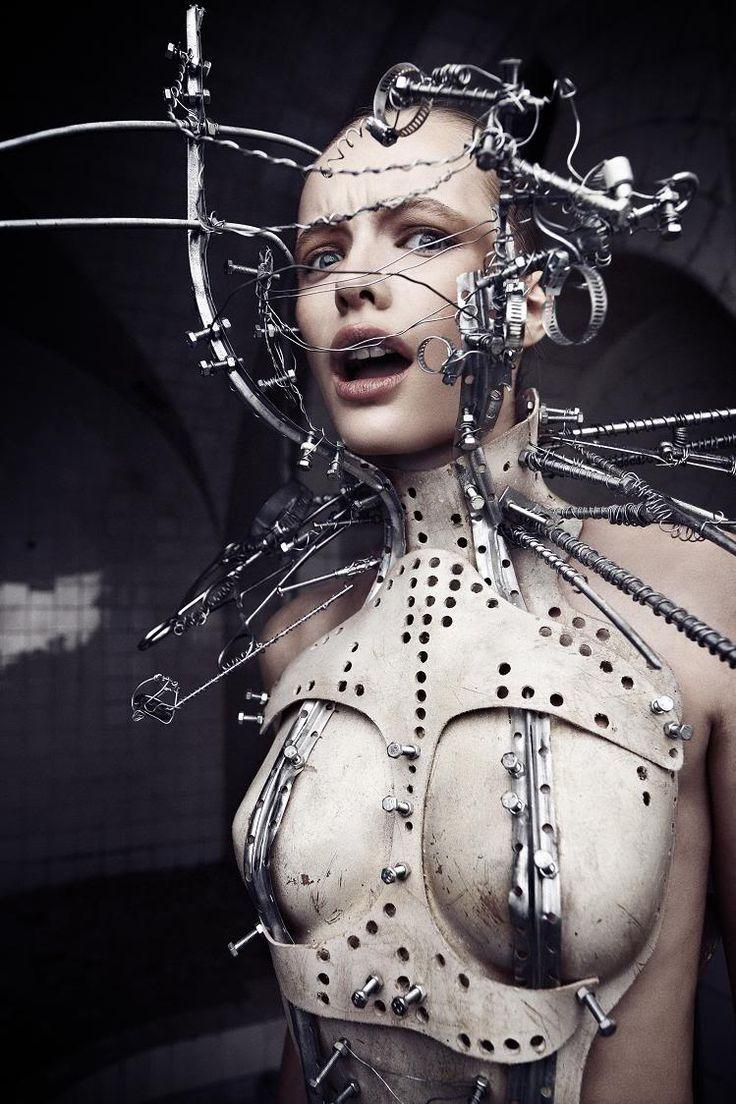 Borg Goth Fashion
