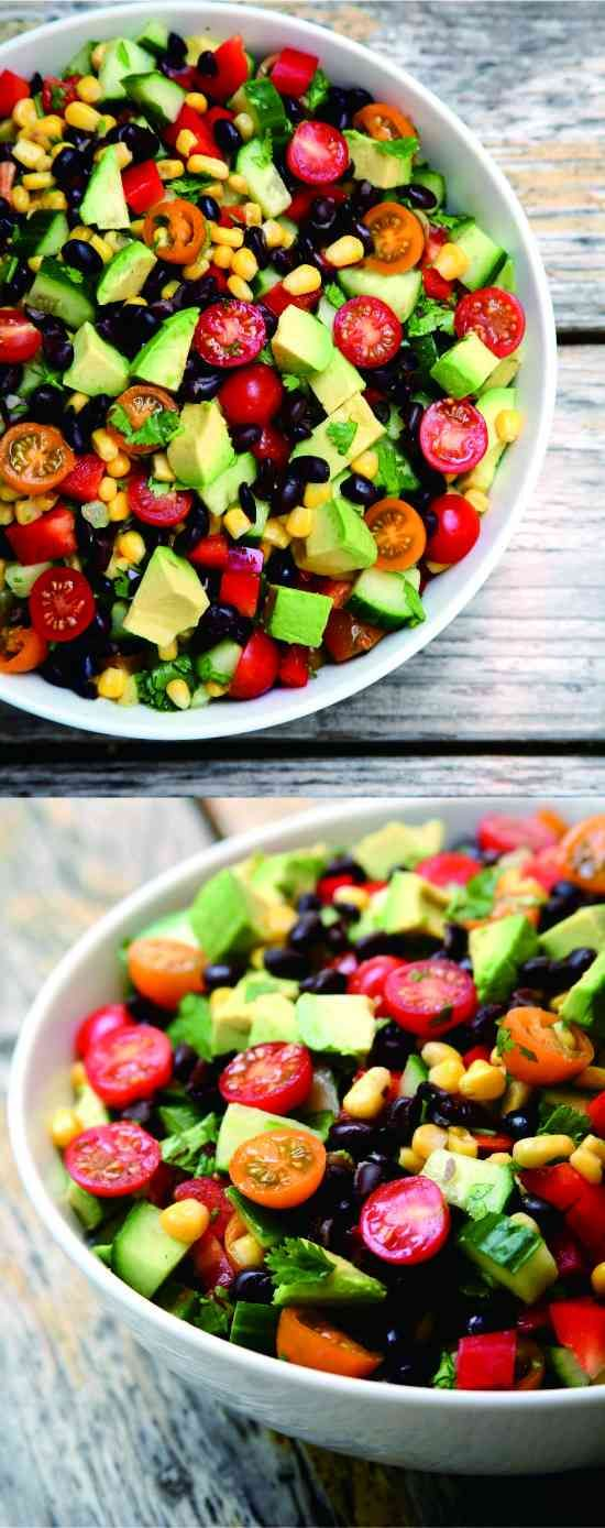 Everyone is going to thank you for making this refreshing salad. Crafted with basic ingredients, it's not only low in …