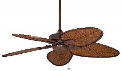 Windpointe ventilador de techo, marrón óxido/5, 585,00