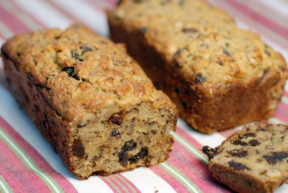 Classic fruitcake turned Paleo, this healthy gluten free dessert is great with a cup of tea.