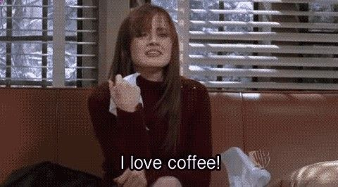 Not a morning person until you have some coffee, that is. | 19 Signs Youre Just Like Rory Gilmore