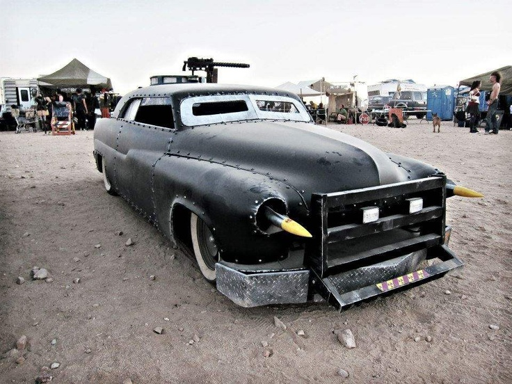 Post Apocalyptic Merc Lead Sled Sleds Pinterest Love