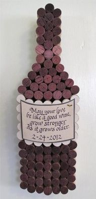 Image detail for -Great Idea #DIY Wine #corks