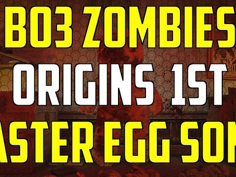 BO3 Zombies Chronicles DLC 5 Origins 1st Easter Egg Song Guide in todays video i show you how to activate the first easter egg song on black ops 3 zombies origins remastered now the rocks have been moved slightly so you can access them more to activate the song this is a full walkthrough guide so you dont get lost hope this video helped you<br><br>Please Hit The Like Button<br>And Subscribe So You Can Keep Up To Date<br><br>✔ Leave A Comment Below We Always…