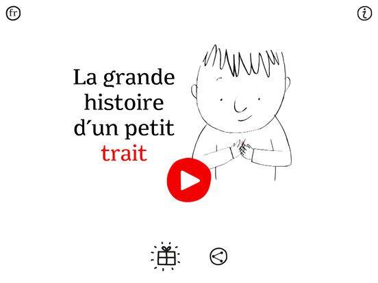 La grande histoire d'un petit trait par France Télévisions