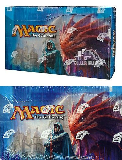 MTG Sealed Booster Packs 19109: Magic The Gathering Return To Ravnica Booster Box -> BUY IT NOW ONLY: $87.95 on eBay!