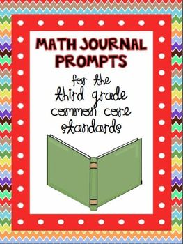 Writing Prompts for 3rd Grade