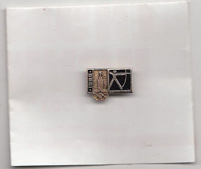 #Olympic #games:moscow #1980-russia-archery badge,  View more on the LINK: http://www.zeppy.io/product/gb/2/121860366786/