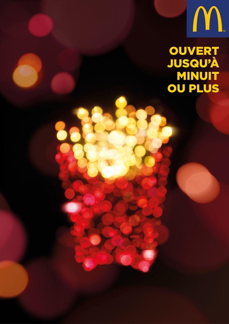 MCDO Lumières par TBWA Paris