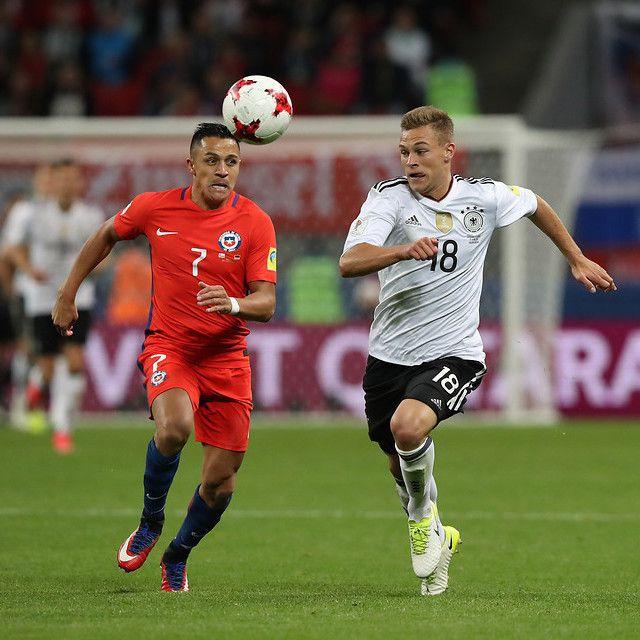 Chile jugó con los dientes apretados ante Alemania y quedó en buen pie para clasificar a semifinales de la Copa Confederaciones. Quién fue la figura de la Roja?