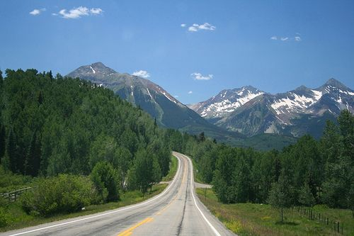 A road I'd like to travel everyday: Bouldering Area, Travel Bouldering, Colors Colorado, Beautiful Earth, Sweet Colorado3, Favorite Places, Places I D, Bouldering Colorado, Colorado Vacations