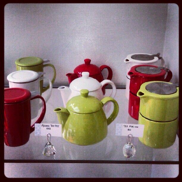 A few of our new tea accessories  #Soirette #tea