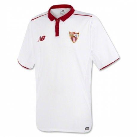 Camiseta Nueva del Sevilla Home 2017