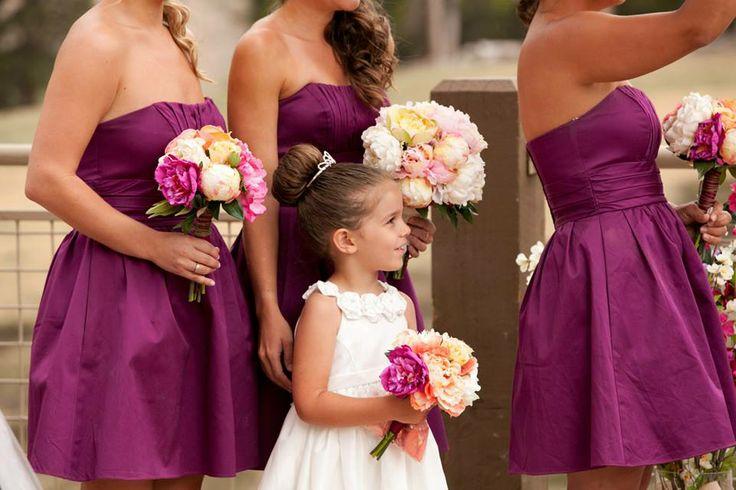 Best 25 Sangria Bridesmaid Dresses Ideas On Pinterest