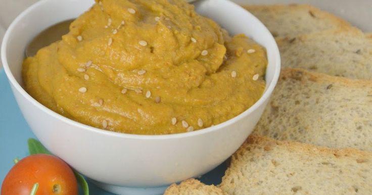 Paté de lentejas con curry. Sano, rápido y ¡Delicioso! | Cuuking! Recetas de cocina