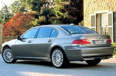 My 12th Car:  2005 BMW 750i