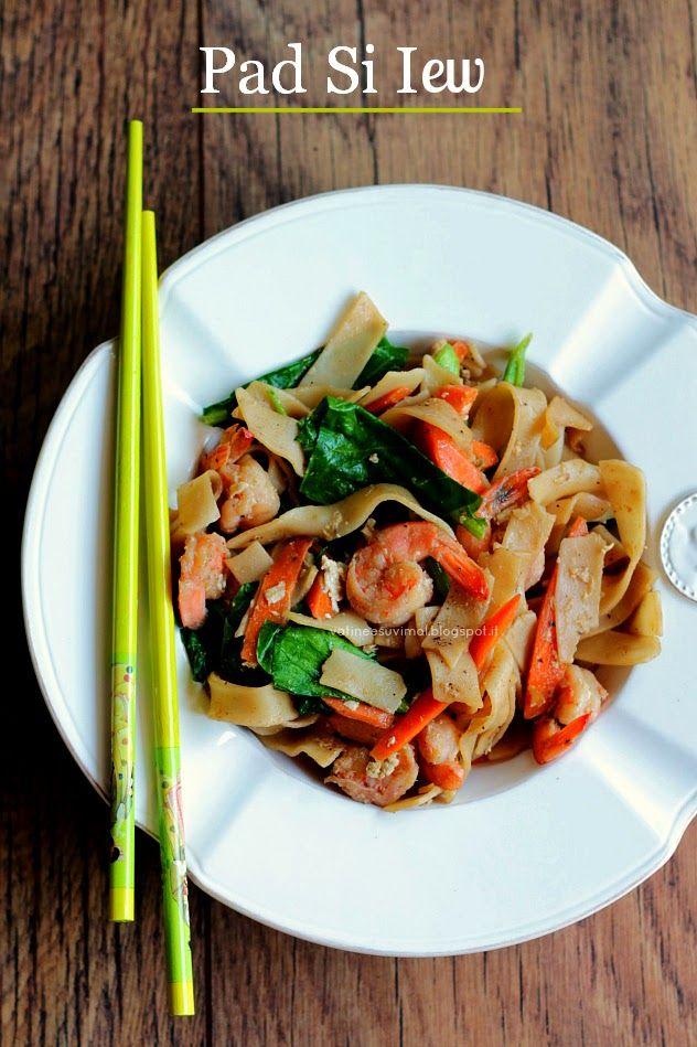 Una ricetta Thai