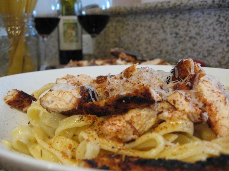 ... Chicken | Oh So Good!! | Pinterest | Fettuccine Alfredo and Chicken