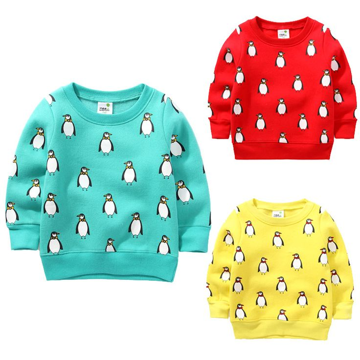 Check out the site: www.nadmart.com   http://www.nadmart.com/products/childrens-clothing-2016-sweatshirt-girl-boys-sweatshirts-child-cartoon-penguin-print-fleece-sweatshirt-pullover-top/   Price: $US $9.83 & FREE Shipping Worldwide!   #onlineshopping #nadmartonline #shopnow #shoponline #buynow