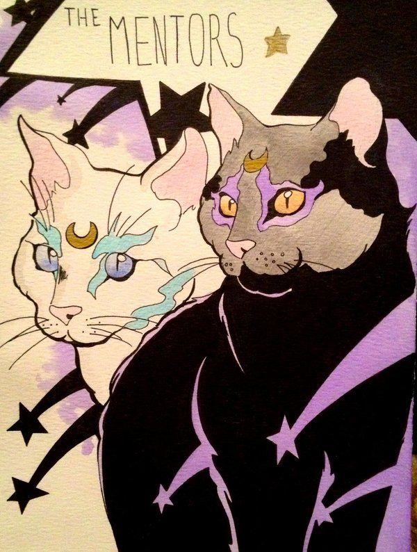 SMPP Luna and Artemis by ~BradenLock on deviantART
