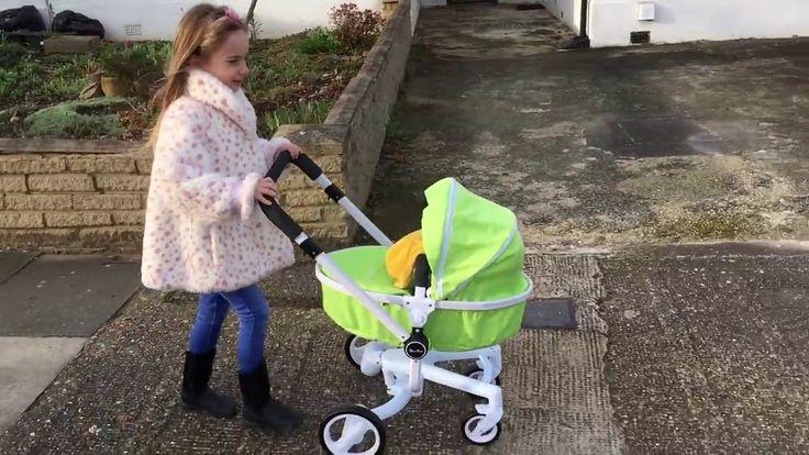 Baby Doll Stroller / Go on WALK / Mary Had A Little Lamb song