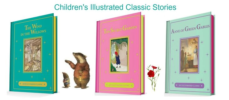 Children's Illustrated Classic Stories Prize Pk