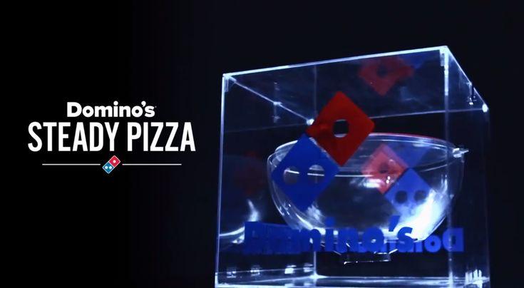 ドミノピザが開発!ベストなピザを届ける為の最終兵器。  |  AdGang