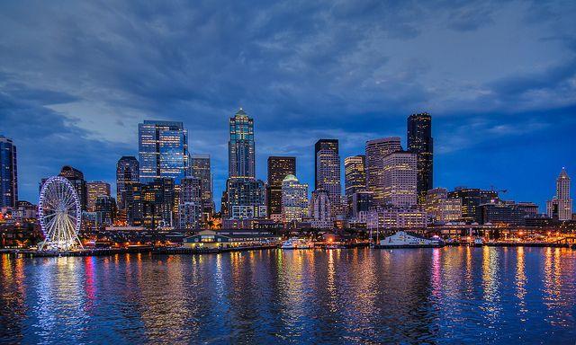Seattle Lights