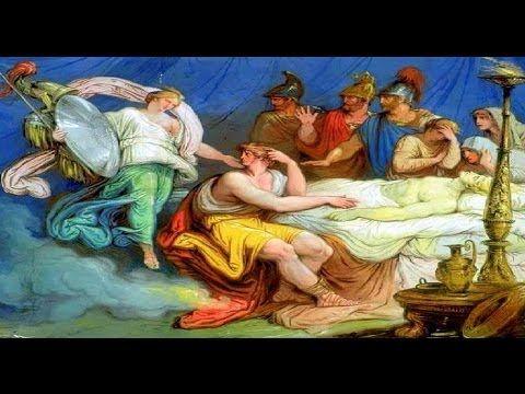 ΟΜΗΡΟΥ ΙΛΙΑΔΑ Τ  Μήνιδος απόρρησις (Ο Αχιλλέας αποκηρύσσει την οργή του)...