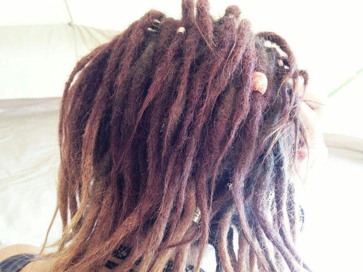 My own dreadies:D<3 #dreadlocks #dreads #hair
