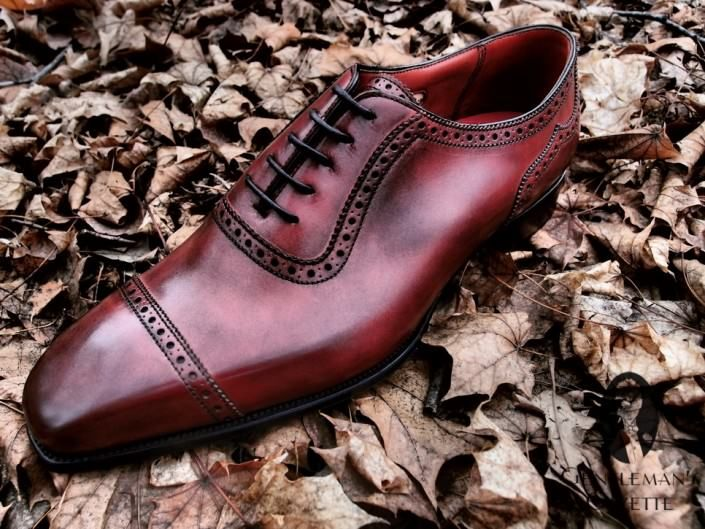 Alfred Sargent Shoe Review