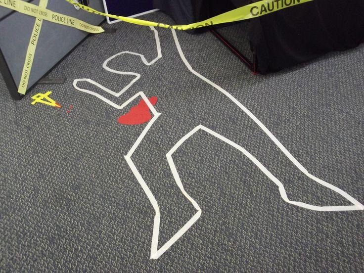 Come and investigate the crime scene!