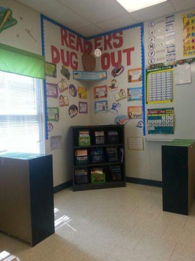 sports theme classroom | Share