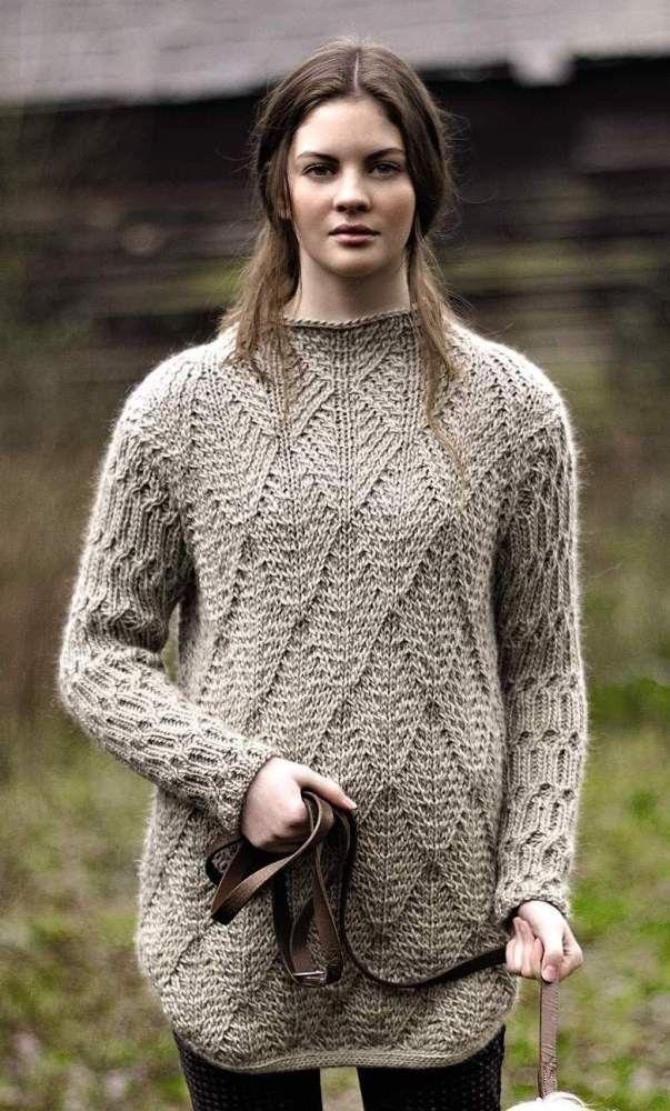 Rowan Cocoon sweater | Autumn Knits by Rowan | Black Sheep Wools