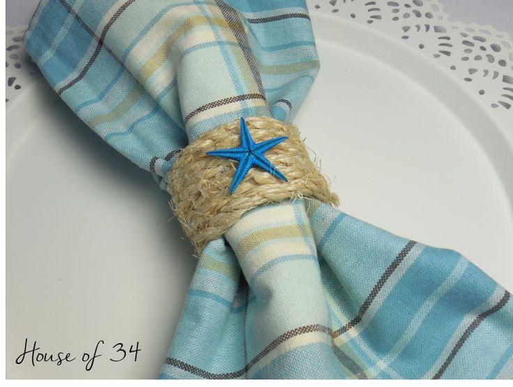 Best 25 beach style napkin holders ideas on pinterest beach style napkin rings coastal - Coastal napkin holder ...