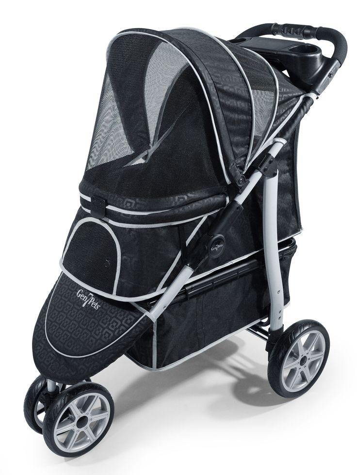 Gen7Pets Platinum Monaco Pet Stroller & Reviews | Wayfair