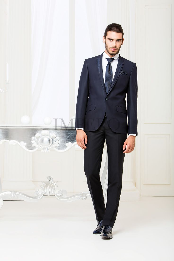 BA 500-16 #sposo #groom #suit #abito #wedding #matrimonio #nozze #blu #blue