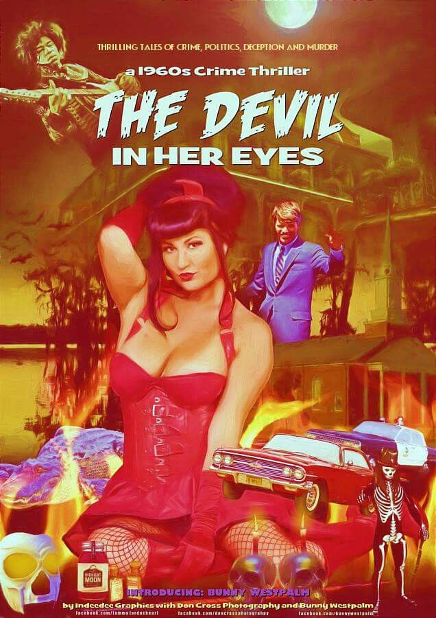 The devil in her eyes New Orleans 1960s Voodoo