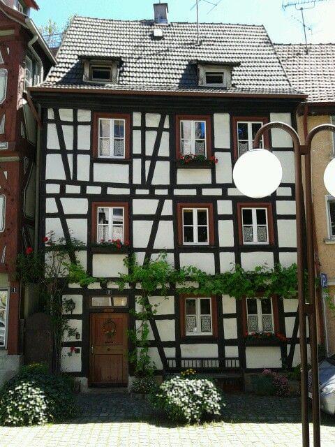 Fachwerkhaus, Esslingen, Deutschland – Ro Sy