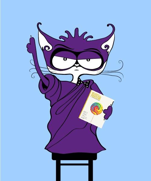 Purple freedom ;)