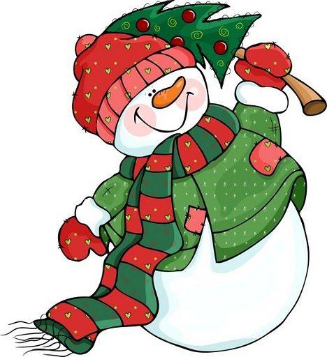 Snowman frosty s friends pinterest clip art - Dibujos de nacimientos de navidad ...