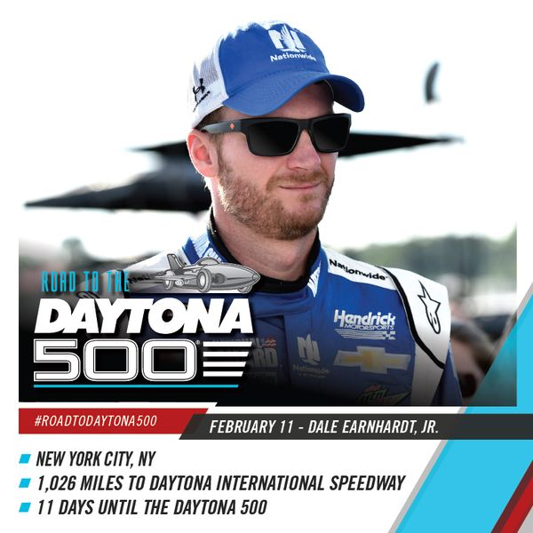 2015 Daytona 500.   #DALEJR2015  http://www.pinterest.com/jr88rules/dale-jr-2015/