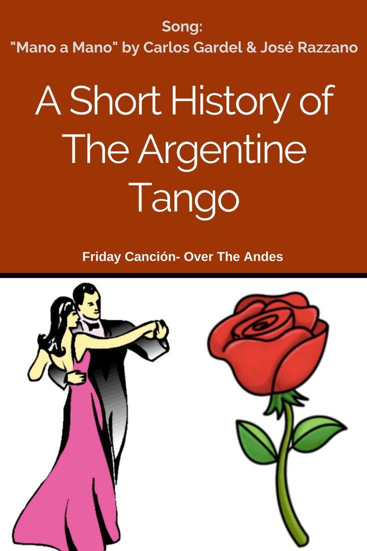 Friday Canción: Mano a Mano (A Tango Song) | Latin American