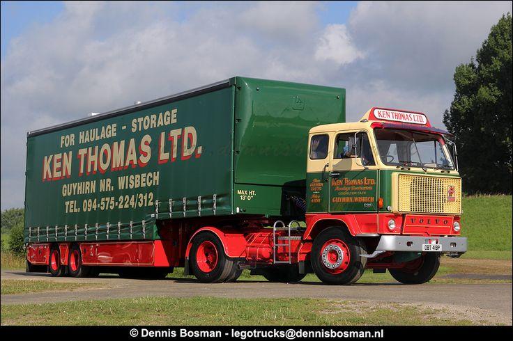 https://flic.kr/p/oiU7Ug | Volvo F88-290 | Ken Thomas Ltd. (GB) Nog Harder 2014